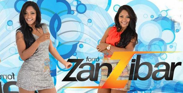 Adriana Maia, a Corrinha, agora é Zanzibar