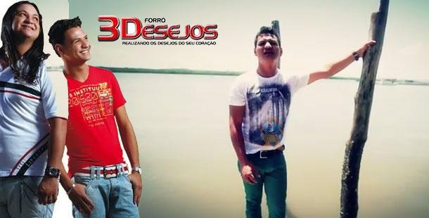 """Banda 3 Desejos novo clipe """"O amor sempre vence"""""""