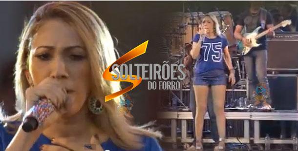 """Solteirões do Forró faz releitura da música """"O Primeiro Beijo"""""""