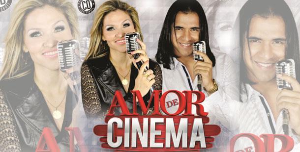 Forró Amor de Cinema libera novo cd