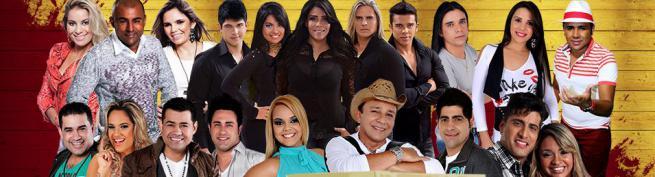 Muitos shows de forró movimentam Salvador na prévia do São João!