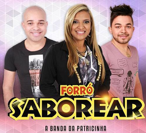 Forró Saborear comandada por Breno Souza, Sara Morais e Bruno Massa está com cd novo