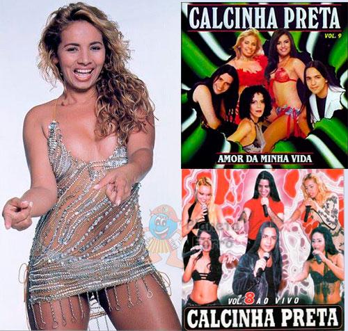 Jennifer ex Calcinha Preta  é reintegrada ao quadro de funcionários da banda