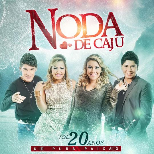 Noda de Caju chega em formato EP