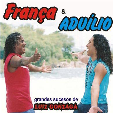 França e Aduílio canta grandes sucessos de Luiz Gonzaga