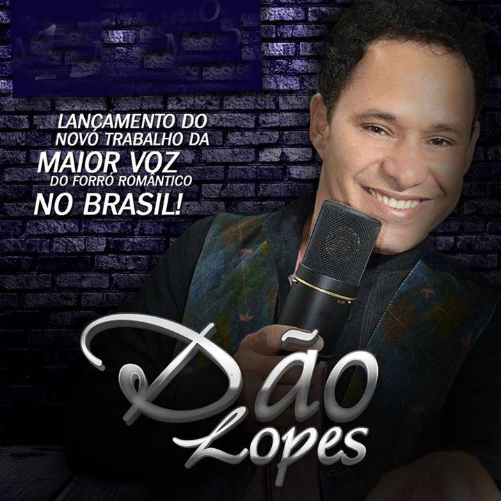 Dão Lopes lança trabalho em carreira solo