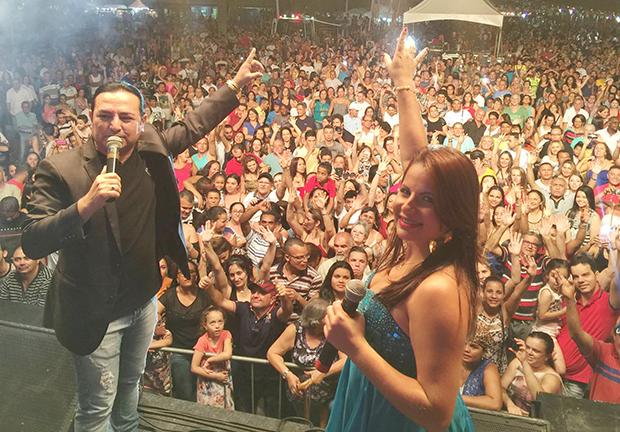 Francis Lopes fez nova temporada em São Paulo
