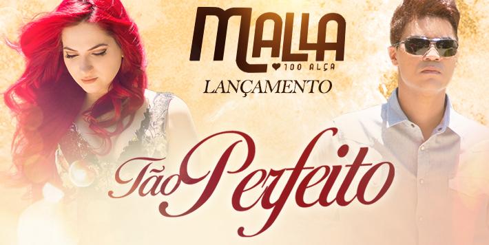 Malla100Alca lança 'Tão Perfeito' faixa do 10º CD de carreira