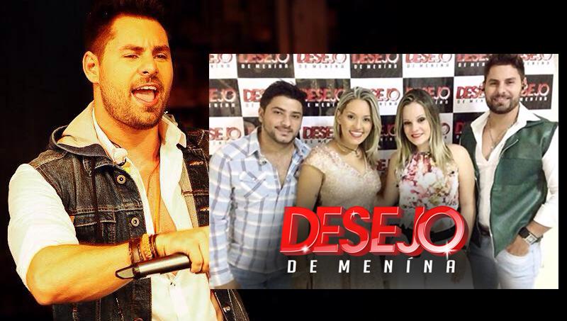 Daniel Almeida anuncia desligamento da Desejo de Menina