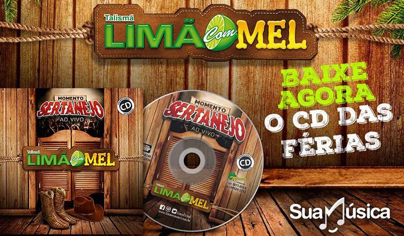 Limão com Mel lança 'CD das Férias – Momento Sertanejo'