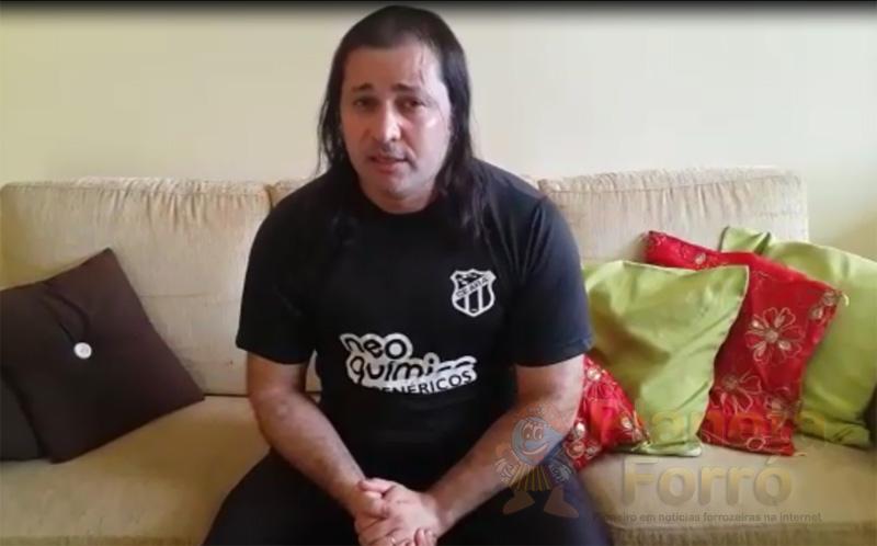 Raiéd Neto ex Calcinha Preta diz: Tenho saudades dos palcos