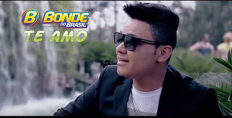 """Bonde do Brasil lança clipe da música """"Te Amo"""""""