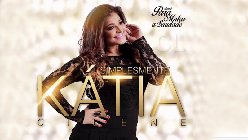 Simplesmente Kátia Cilene – CD carreira Solo
