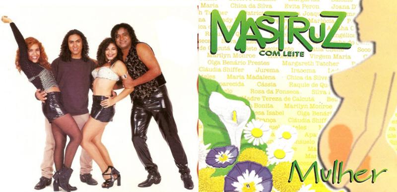 Dia da Mulher, no forró, a banda  Mastruz com Leite ainda tem a melhor homenagem