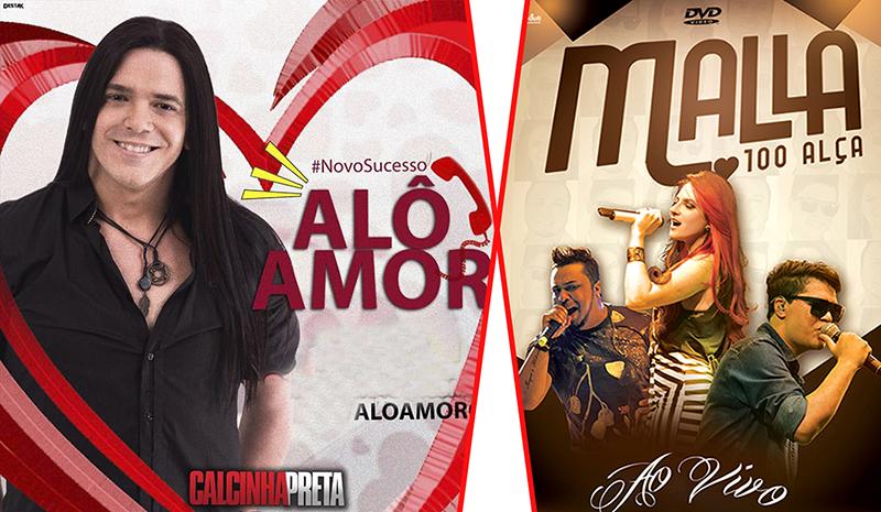 VÉIA FUXIKÊRA – 'Alô Amor' Malla 100 Alça lança mesma música da Calcinha Preta