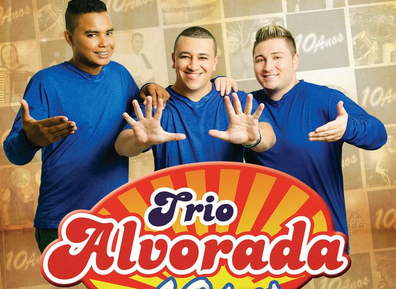 Trio Alvorada fará nova turnê pela Europa, o forró pé-de-serra bem representado