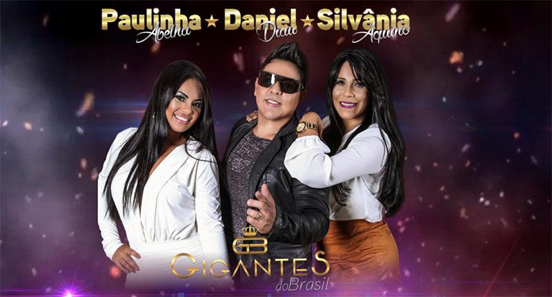 'Gigantes do Brasil' faz primeiro show em Alagoas