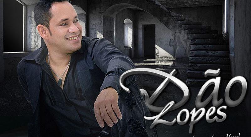 Dão Lopes anuncia a gravação do seu primeiro DVD em carreira Solo