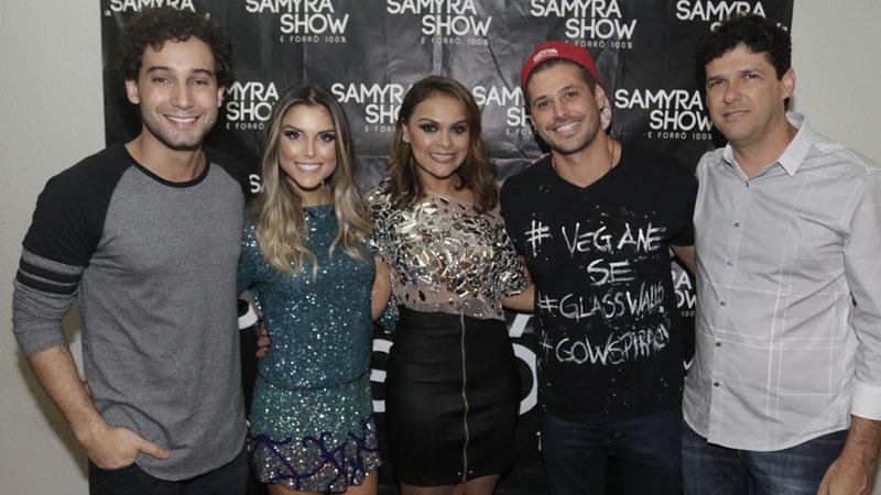 Samyra Show lança clipe e faz Dado Dolabella dançar forró com em BBB