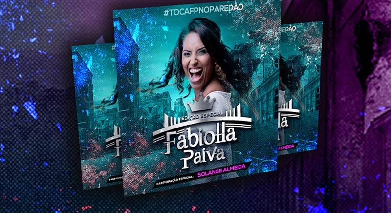 Fabiolla Paiva lança disco especial participação de Solange Almeida