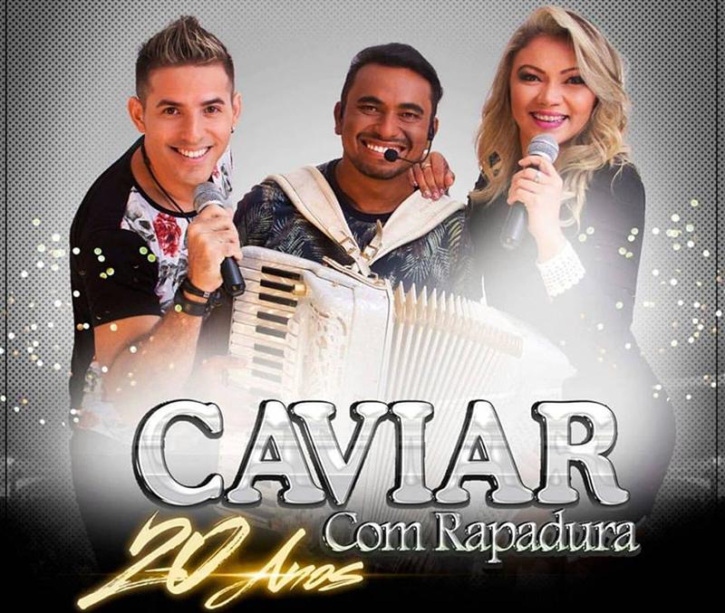 Com nova formação 'Caviar com Rapadura' divulga CD 20 anos
