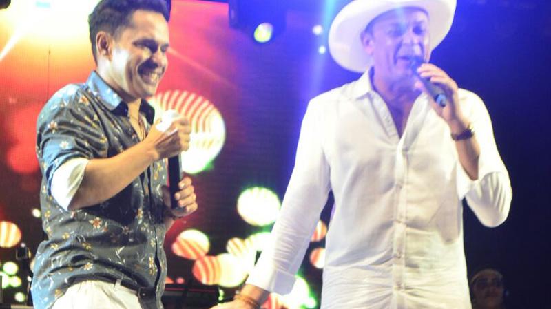 Dão Lopes grava dvd com participação de 'Frank Aguiar' e Karol KA em Brasília