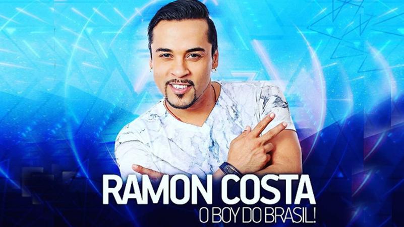 Ramom Costa 'O Boy do Brasil' lança 1º CD promocional em carreira solo