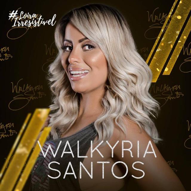 Walkyria Santos lança novo CD Promocional carregado de romantismo
