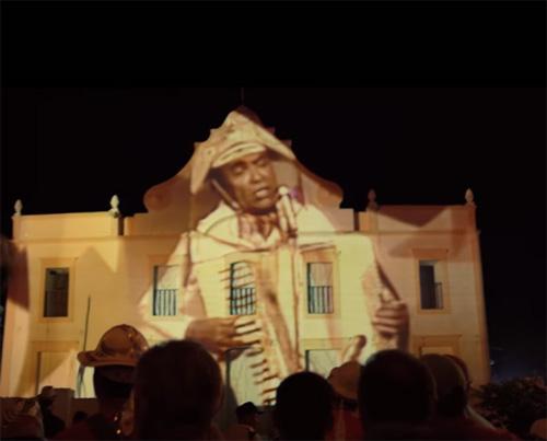 Schin apresenta o clip 'Asa Branca' com imagens inédita do Rei do Baião
