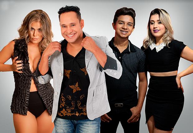 """""""Julgamento"""" nova música da Caceteira do Brasil, agora com quarteto de cantores"""