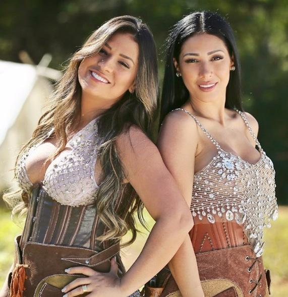 Simone e Simaria lança clipe de 'Regime Fechado'
