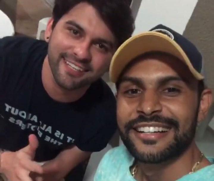Pedrinho Pegação e Thullio Milionário firmam parceria para gravar nova música