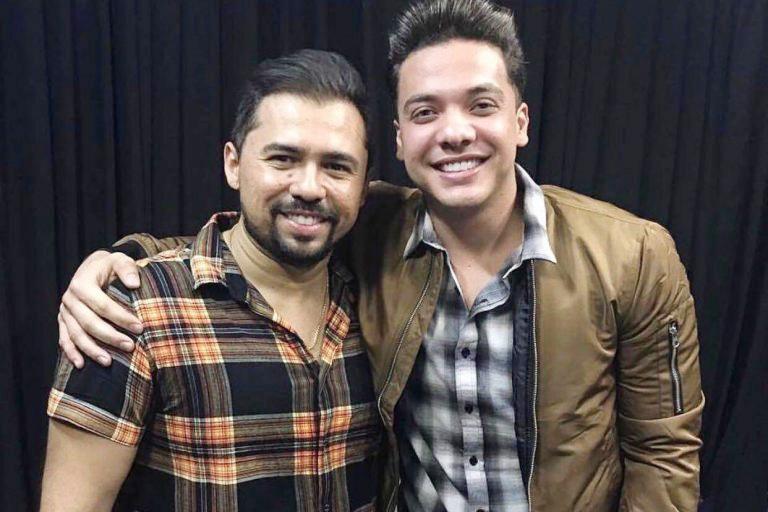 Xand Avião vai gravar clipe com Wesley Safadão 'Eu e a torcida do Brasil'
