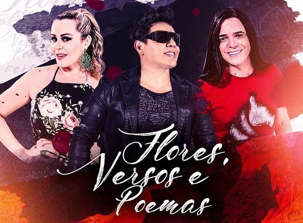 Calcinha Preta lança 'Flores,Versos e Poemas' interpretada por Daniel Diau