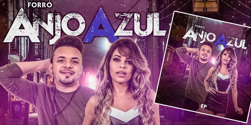 Forró Anjo Azul lança EP e aposta em 'Papel de Presente'