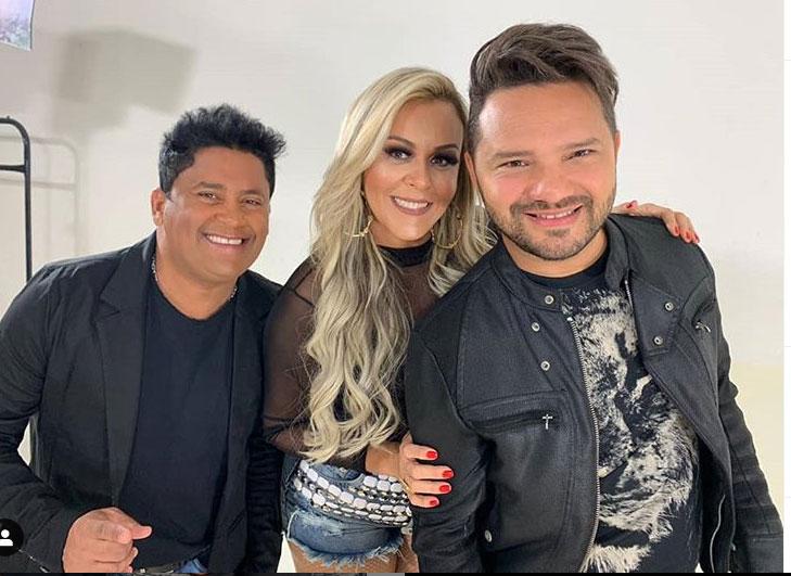 Gigantes Do Brasil Anuncia Formação Com Ana Gouveia, Adriano Sill E Claudio Livier