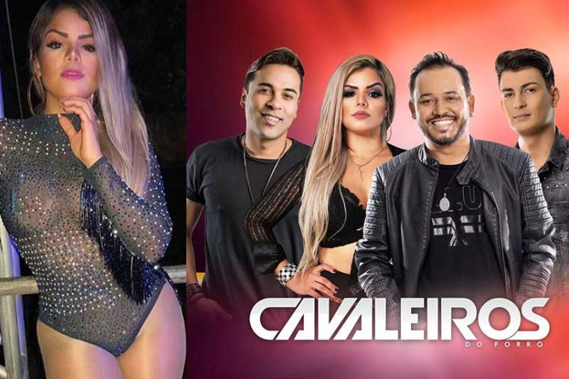 Dayse Santana é anunciada como a nova cantora da Cavaleiros do Forró