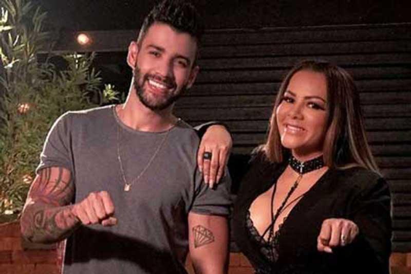 """Márcia Fellipe lança o clipe """"Drive Thru"""" com participação de Gusttavo Lima"""