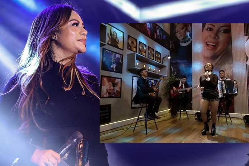 """""""Chá de Sofrimento"""" é o novo videoclipe disponibilizado pela cantora Márcia Fellipe"""