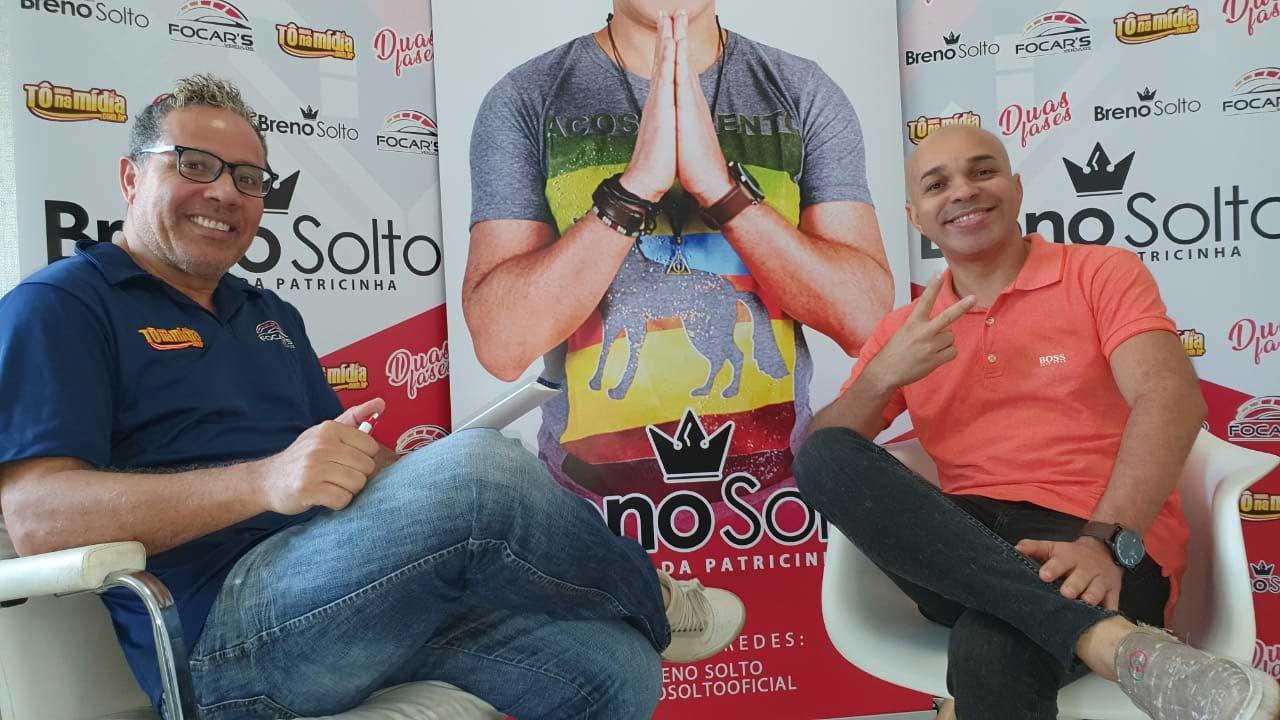 Breno Solto fala do seu novo projeto 'Duas fases'