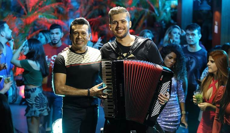 """Zé Cantor e Luan Estilizado fazem parceria na música """"Ranchinho"""""""