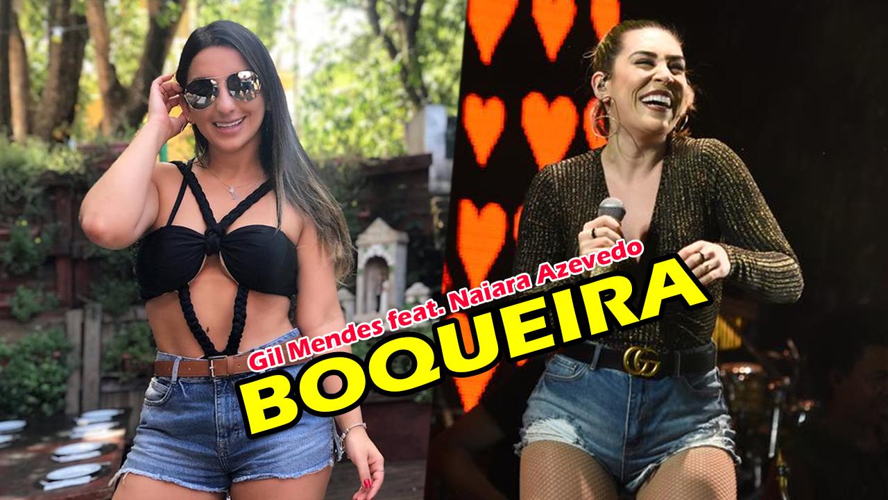 """""""Boqueira"""" música de Gil Mendes com Naiara Azevedo ganha nota de repúdio do COREN-PB"""