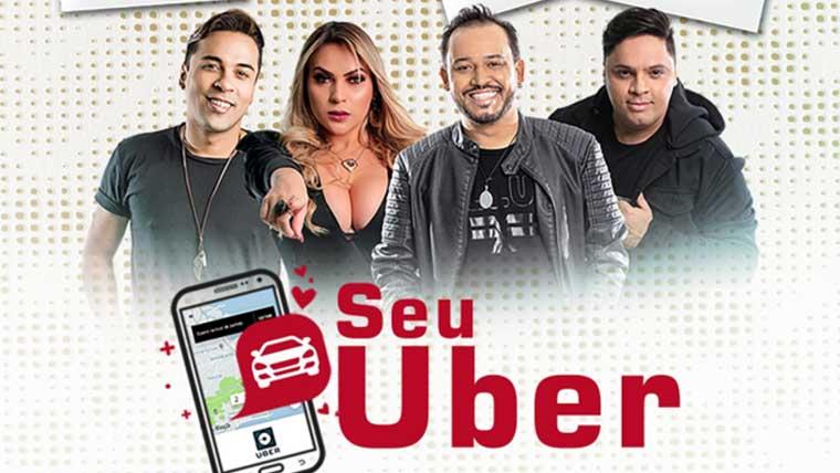 "Cavaleiros do Forró lança novo single ""Seu Uber"" a faixa marca o retorno de Neto Araújo aos vocais da banda"