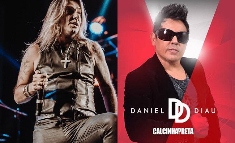 """Edu Falashi fará dueto com Daniel Diau da Calcinha Preta """"Forró & Rock"""""""