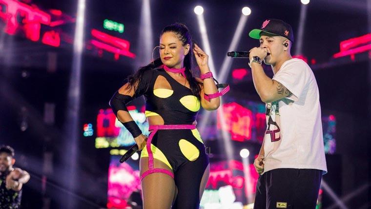 """Calcinha Preta lança single em parceria com MC JottaPê, """"Tchau Pro Seu Amor"""""""