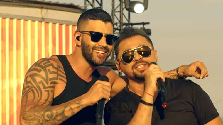 """""""Algo Mais"""" música com Xand Avião e Gusttavo Lima ultrapassa 200 Milhões de visualizações"""