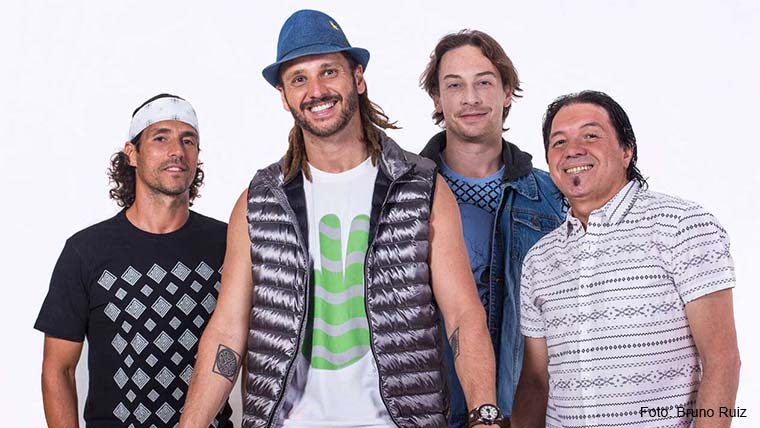 Banda Falamansa faz o primeiro Arraiá Live neste domingo