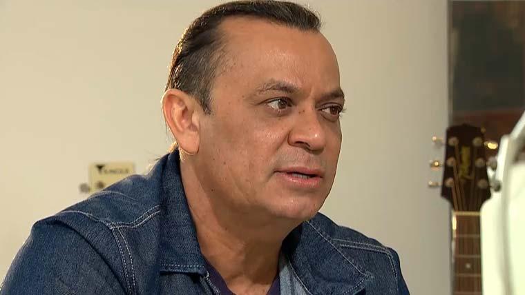 Frank Aguiar anuncia que vai mudar de nome