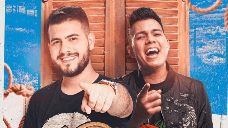 """Zé Ottávio e Vítor Fernandes gravam juntos """"Moça Do Interior"""""""