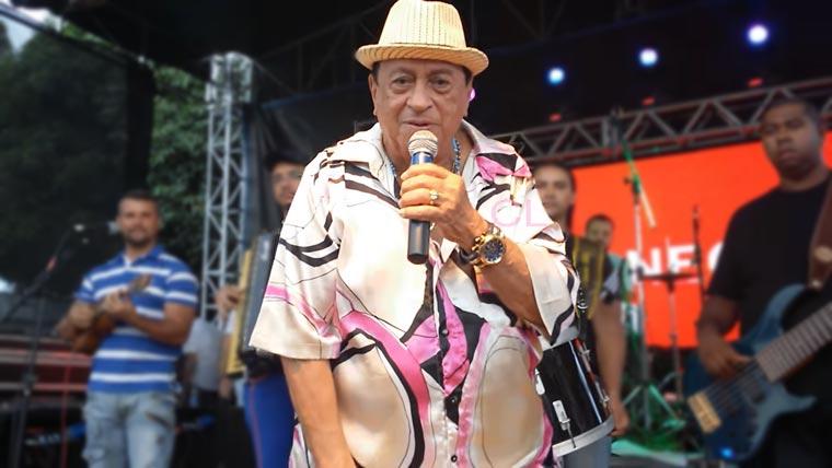 LUTO: Morre o cantor Genival Lacerda um dos ícones do Forró